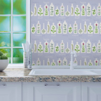 Mot Mutfak Duvar Kağıdı 10-016301