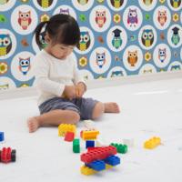 Mot Çocuk Odası Duvar Kağıdı 10-012501