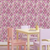 Mot Çocuk Odası Duvar Kağıdı 10-014101