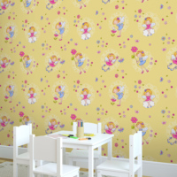 Mot Çocuk Odası Duvar Kağıdı 10-011603