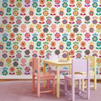 Mot Çocuk Odası Duvar Kağıdı 10-013401