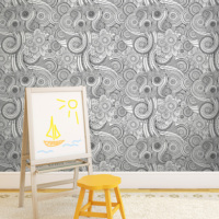 Mot Çocuk Odası Duvar Kağıdı 10-0146Hd