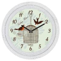 Cadran Lu x ury Dekoratif Çatlak Desen Duvar Saati Cl211