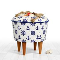 Lorence Home Cunda Puf Sailor