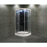Shower Aqua SW-2249 SİSTEM 4 SİYAH