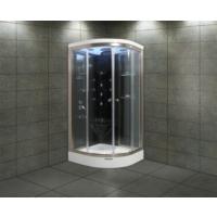 Shower Aqua SW-2252 SİSTEM 1 SİYAH