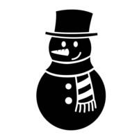 Özgül Grup Yılbaşı Dekoratif Duvar Sticker Kardan Adam | 36x46 cm