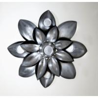 Vitale Karpuz Modeli Gümüş Dekor