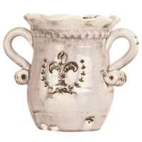 Vitale Vazo Çatlak Beyaz 47