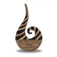 Yedifil Dekoratif Zebra Salyangoz 39 Cm