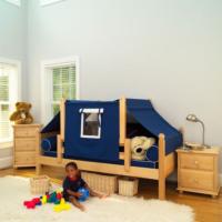 Mubu Kaptan Çadırlı Çocuk Odası Takımı