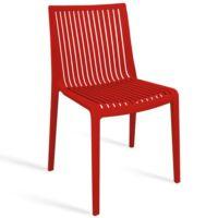 Papatya Cool Sandalye - Kırmızı