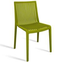 Papatya Cool Sandalye - Yeşil