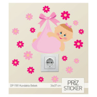 ARTİKEL Bebek Priz Sticker DP-1181