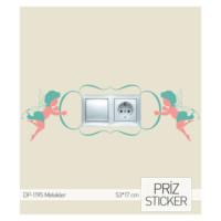 ARTİKEL Melekler Priz Sticker DP-1195