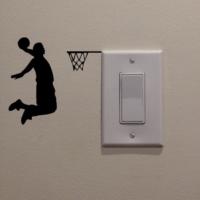 Dekorjinal Basket Priz Sticker CST084