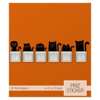 ARTİKEL Kediler-1 Priz Sticker DP-943