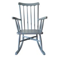 Senora Özlem Antik Sallanır Sandalye