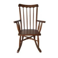 Albero Home Tornalı Sallanır Sandalye