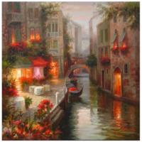 Arte Venedik Kanvas Tablo