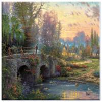 Arte Köprü Kanvas Tablo