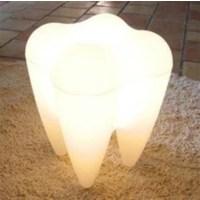 BuldumBuldum Tooth Lamp - Diş Tasarımlı Dev Gece Lambası