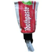 BuldumBuldum Toothpaste Toilet Tissue Dispanser - Diş Macunu Havluluk