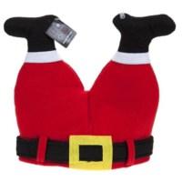 BuldumBuldum Noel Baba Pantolonu Yılbaşı Şapkası