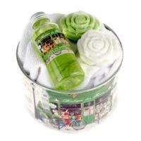 Flor De Mayo Flower Shop Hediye Seti - Verbena