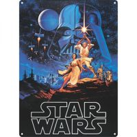 Half Moon Bay Star Wars A New Hope Duvar Levhası