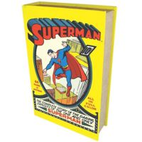 Half Moon Bay Superman Comic Covers Tahta Kutu