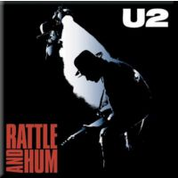 Half Moon Bay U2 Rattle and Hum Buzdolabı Magneti