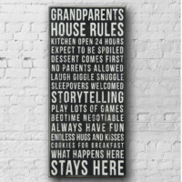 Frank Ray Grandparents House Rules Pano Czg8T137