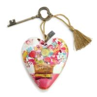 Art Heart Dear Mum