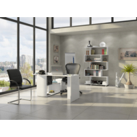 Bestline Arte Ofis Takımı - Beyaz