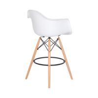 Nancy Sandalye Beyaz Renk