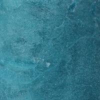 Marble Silindir Mum Petrol Yeşili Renk 7,5X19 Cm