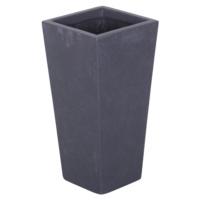 Konik Saksı Granit Renk S 19x39 Cm