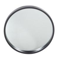 Metal Siyah Ayna 49 Cm