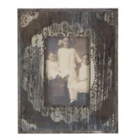 Antik Aynalı Resim Çerçevesi Provence