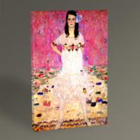 Tablo360 Gustav Klimt Mada Primaves'nin Portresi 45 x 30