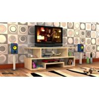 Rafline Twist3 Tv Ünitesi - Akcaağaç
