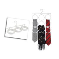Toptancı Kapında Perfect Tie Hanger Kravat Ve Eşarp Askısı