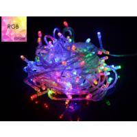 100 Ledli 8 Fonksiyonlu Dekor Lambası (10m RGB)