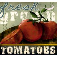 Fotocron Tomatoes Tablo
