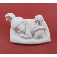 Yıldız Hobi Ponponlu Bebek Silikon Sabun ve Kokulu Taş Kalıbı
