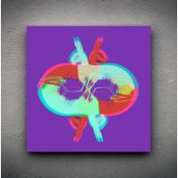 Zoodesignstudio Kanvas Tablo -7 - 50X50