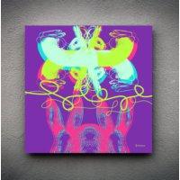 Zoodesignstudio Kanvas Tablo -22 - 100X150