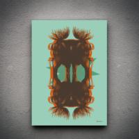 Zoodesignstudio Kanvas Tablo Tg00028
