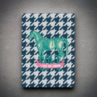 Zoodesignstudio Kanvas Tablo Tavşan - 100X150